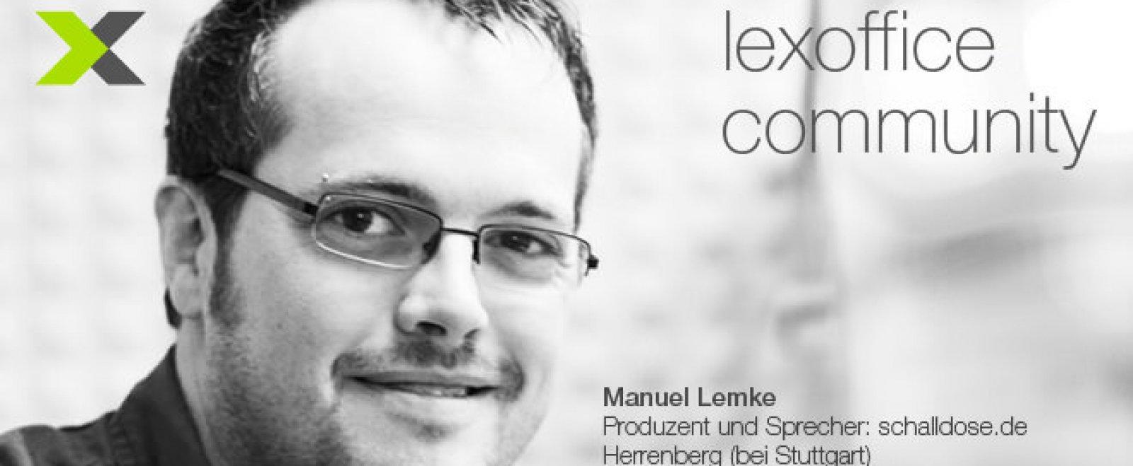lexoffice Manuel Lemke