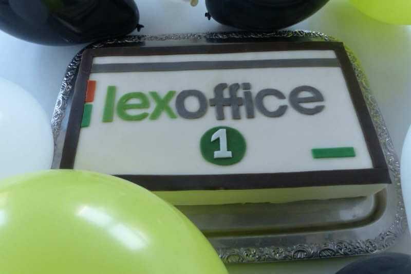 lexoffice ist 1!