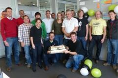 lexoffice-Team, Freiburg