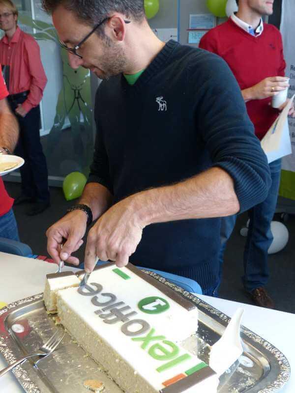 lexoffice hat Geburtstag