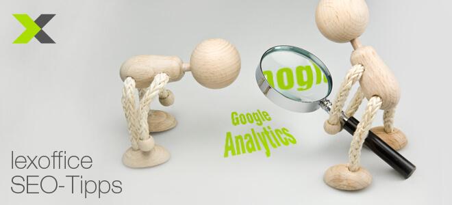 SEO-Tipps: Google Analytics