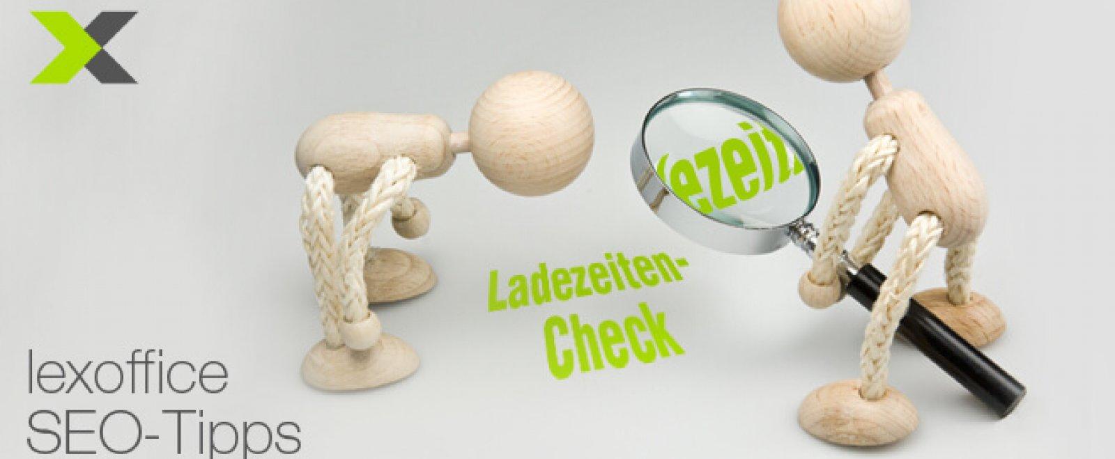 Ranking-Faktor Ladezeit