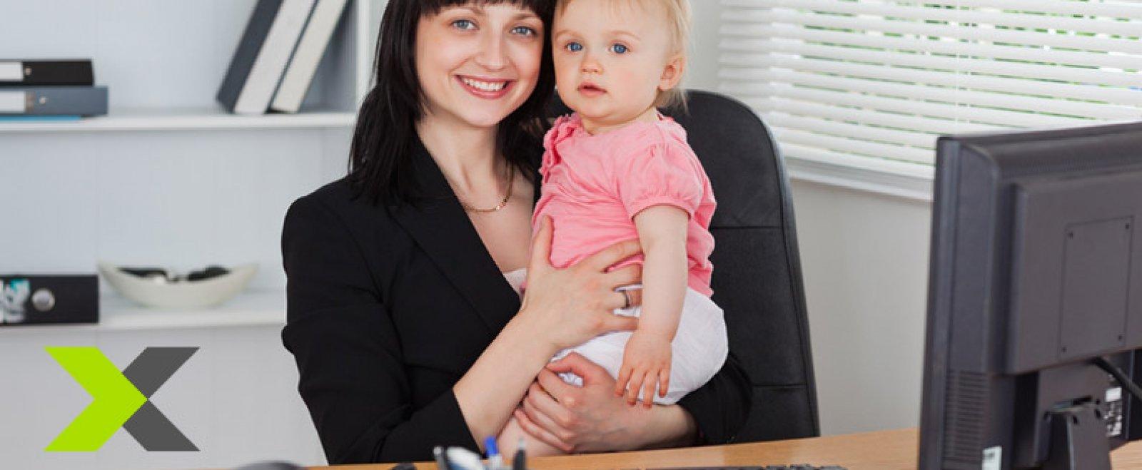Neue Serie im Blog: Familie und Beruf