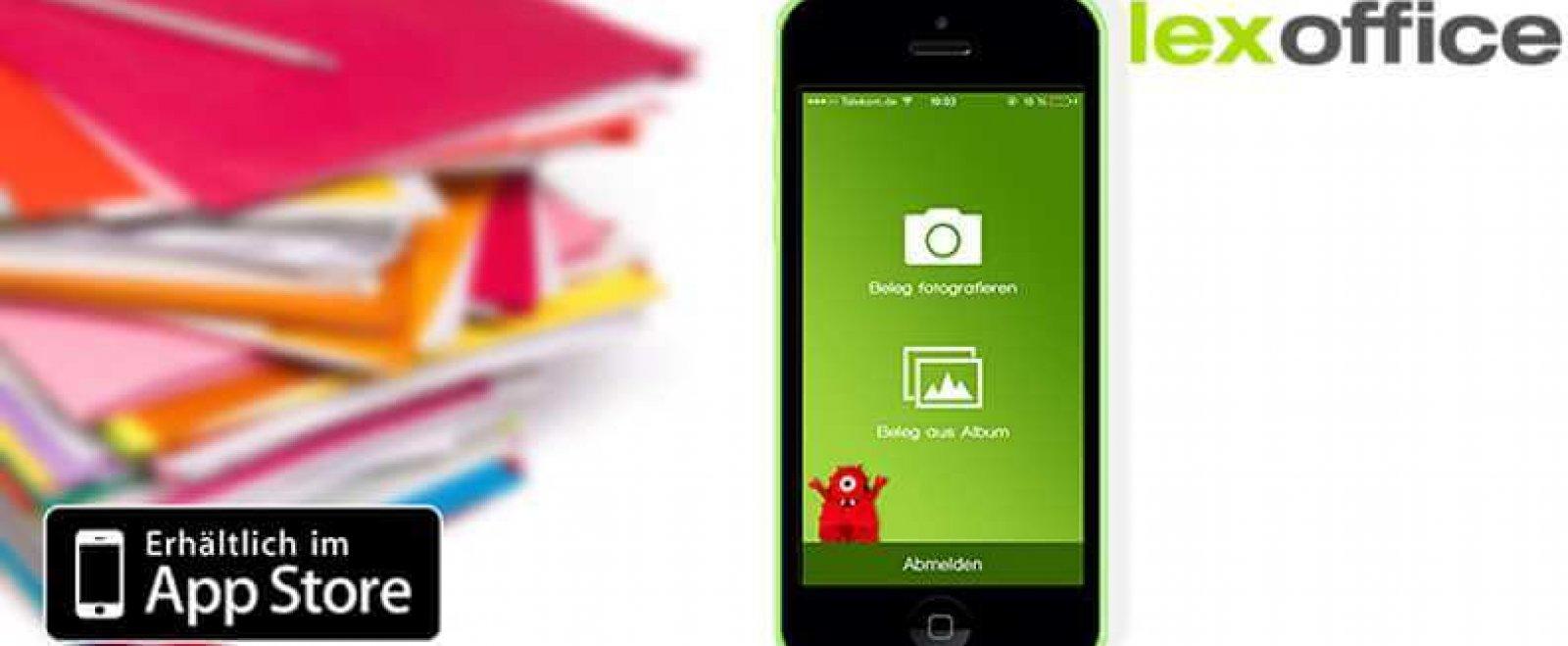 lexoffice scan: Belege mit dem iPhone jetzt noch schneller erfassen