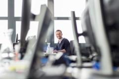 Impressionen aus dem Team und der Workspace von lexoffice - Karriere lexoffice