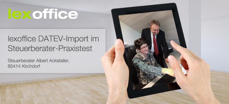 lexoffice im Praxistest: DATEV-Import – das sagt der Steuerberater