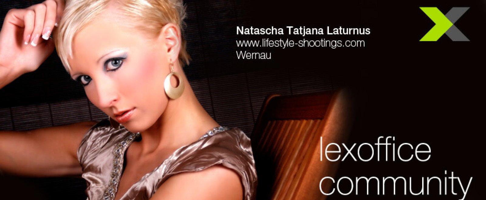 lexoffice Community: User-Interview Natascha Tatjana Laturnus