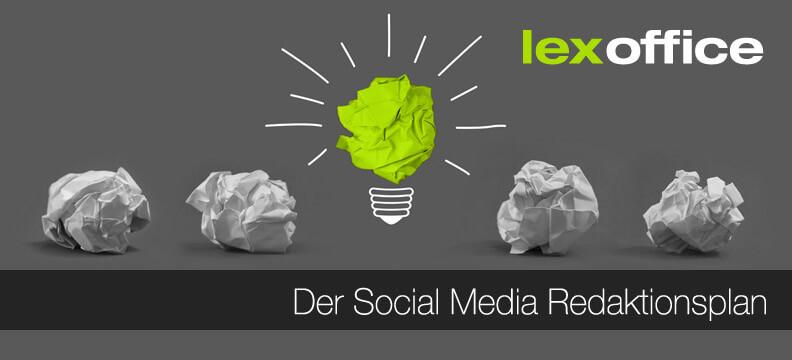 Social-Media-Redaktionspläne