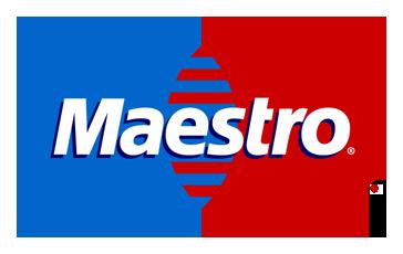 maestro debitkarte