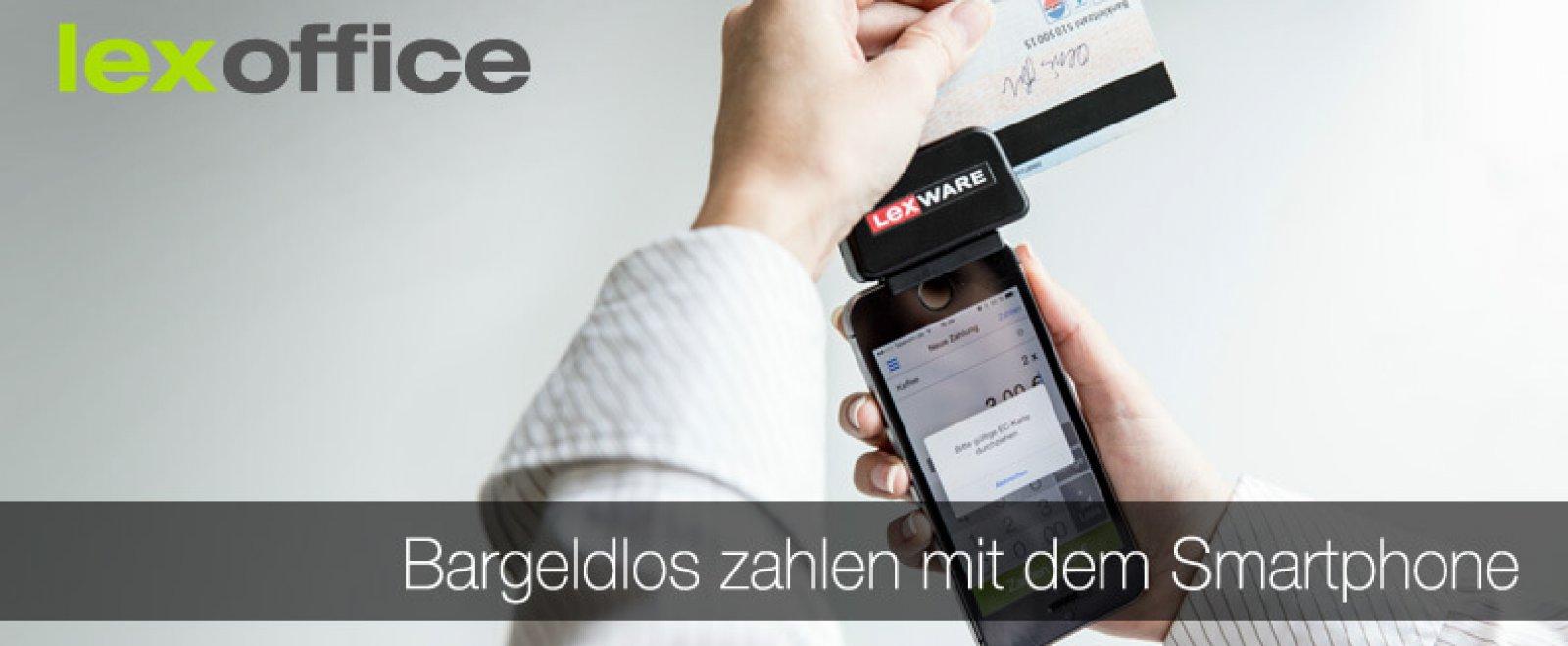 Bargeldlos zahlen mit dem Smartphone