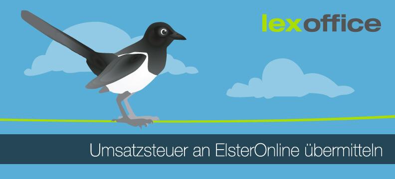 Elster Online Umsatzsteuer-Voranmeldung mit lexoffice