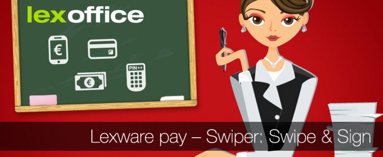 Grundlagenwissen Zahlungsverkehr: Swiper