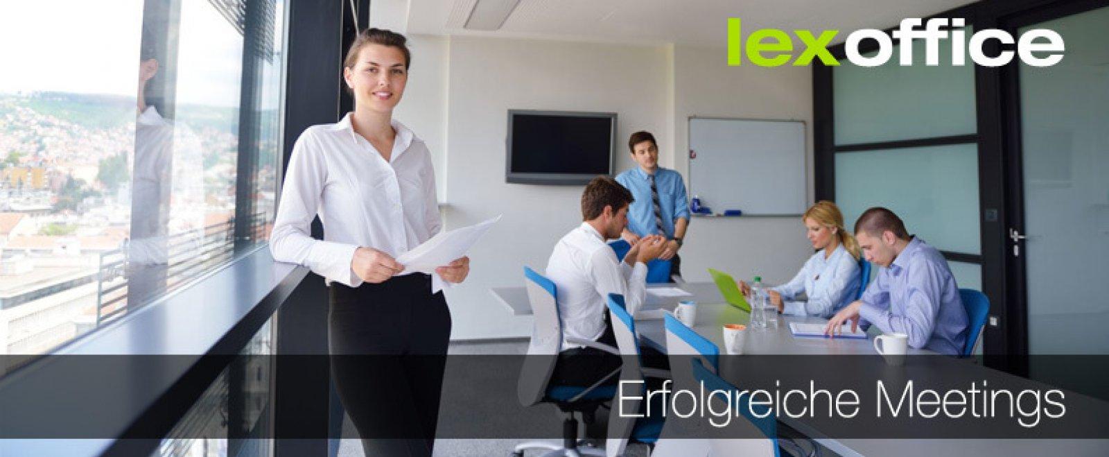 Business Meetings - so werden sie erfolgreich