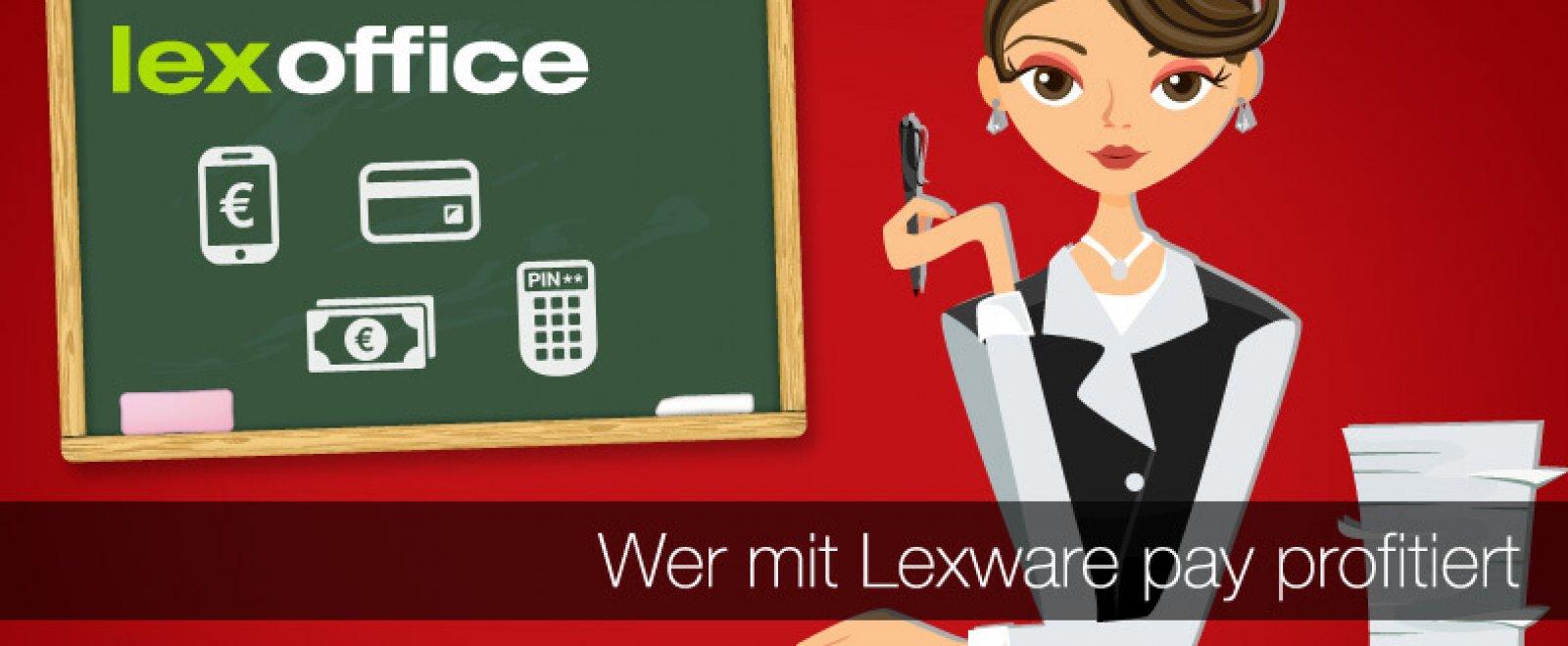 Lexware pay – für wen ist unser Bezahlsystem geeignet?