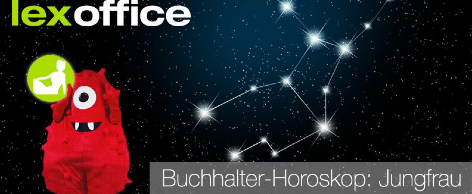 lexoffice Buchhaltungs-Horoskop: Jungfrau (24.August – 23.September)