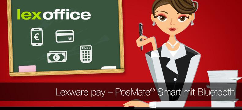 PosMate Smart – das smarte EC Cash Terminal