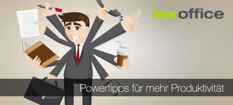 Produktiv arbeiten: 3 Powertipps für erhöhte Konzentration