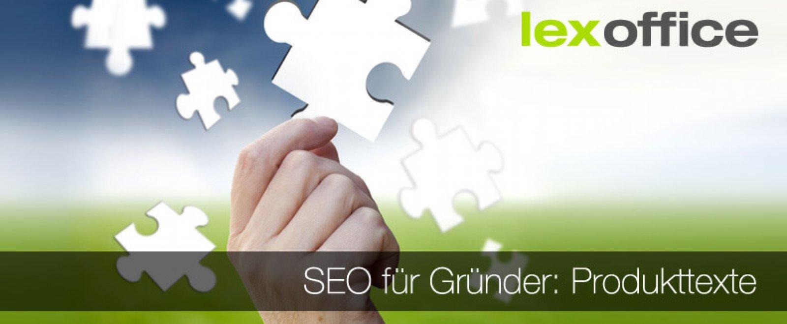SEO-ABC für Gründer: Suchmaschinenoptimierung für Produkttexte