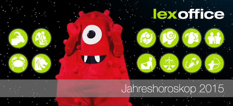 lexoffice Jahreshoroskop
