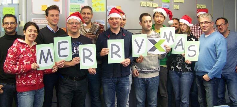 Frohe Weihnachten wünscht das lexoffice-Team