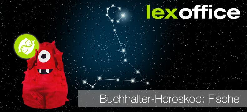 lexoffice Buchhaltungs-Horoskop Fische
