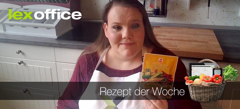Rezepte für euren Erfolg - heute Curry mit Carola Heine, lexoffice Bloggerin