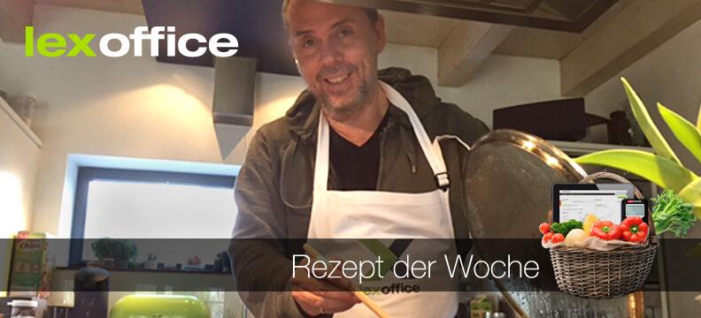 Rezept der Woche: Jörg Frey, Geschäftsführer von Haufe-Lexware