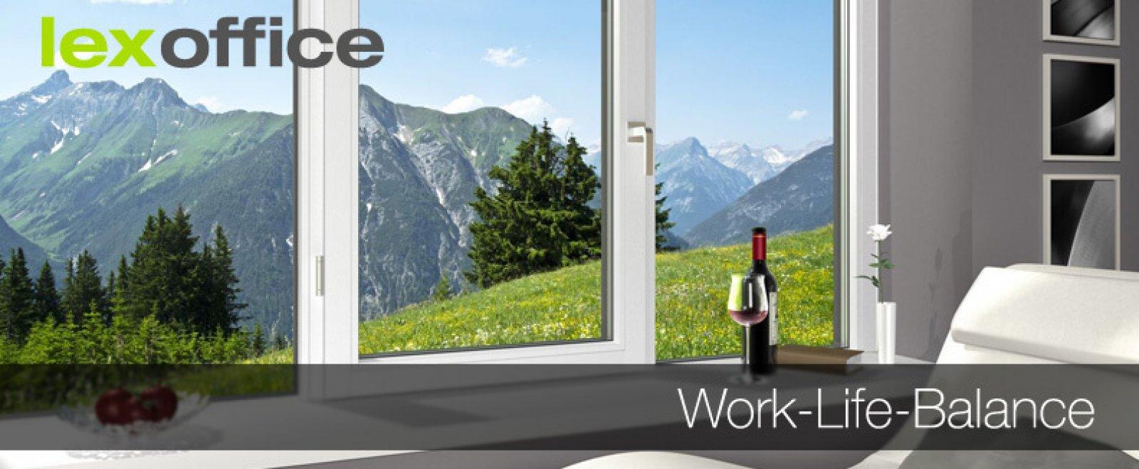 Wellness für die Seele, Streicheleinheiten für die Work-Life-Balance