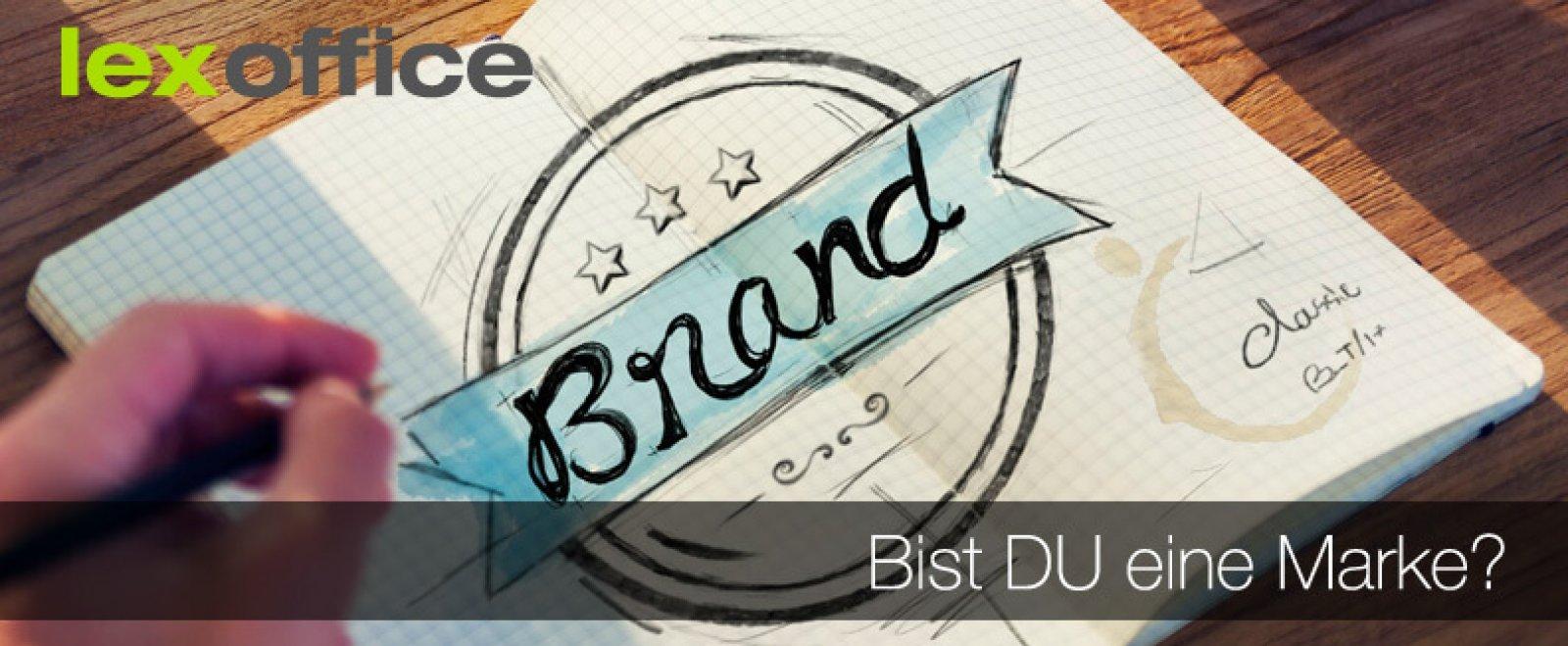 Bist du eine Marke? Online-Marketing-Tipps im lexoffice-blog