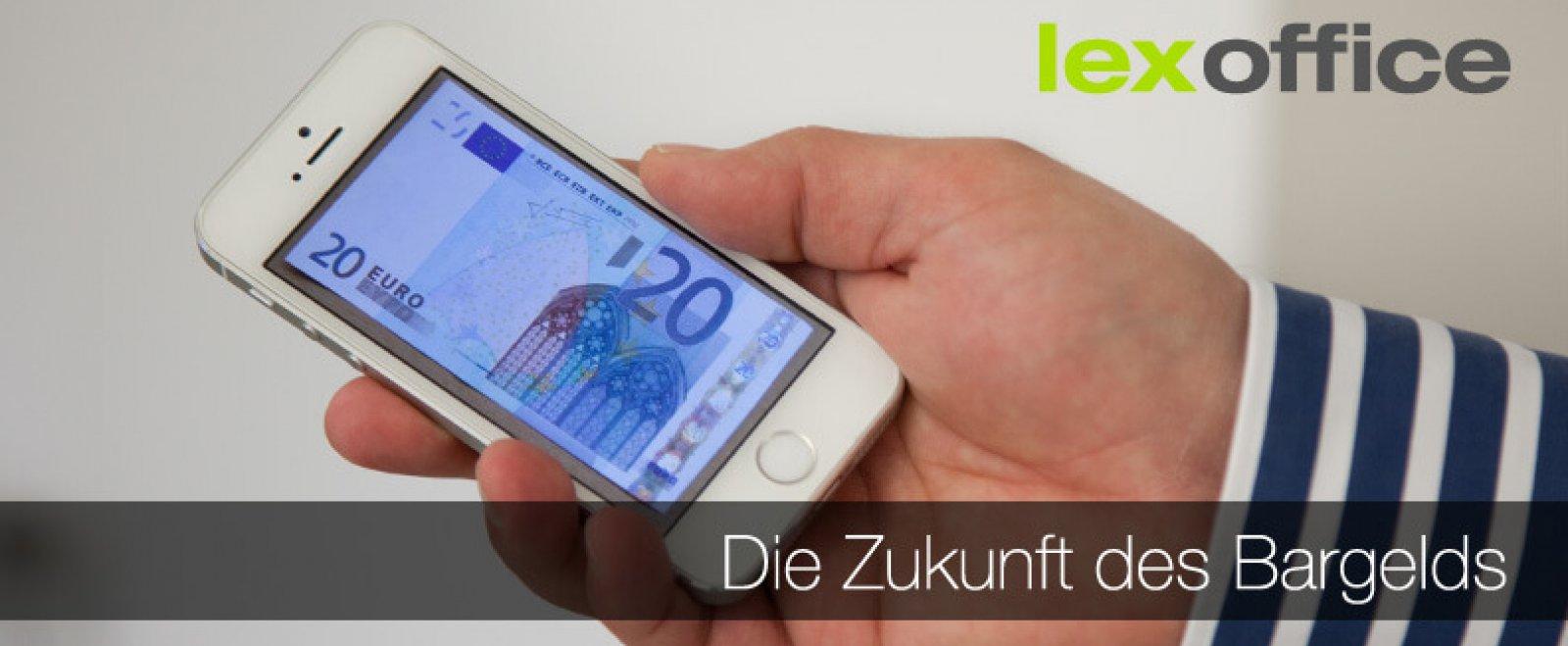 Die Zukunft des Bargelds
