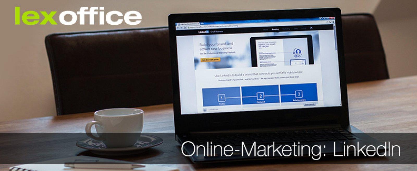 Online-Marketing für Einsteiger: LinkedIn-Anzeigen