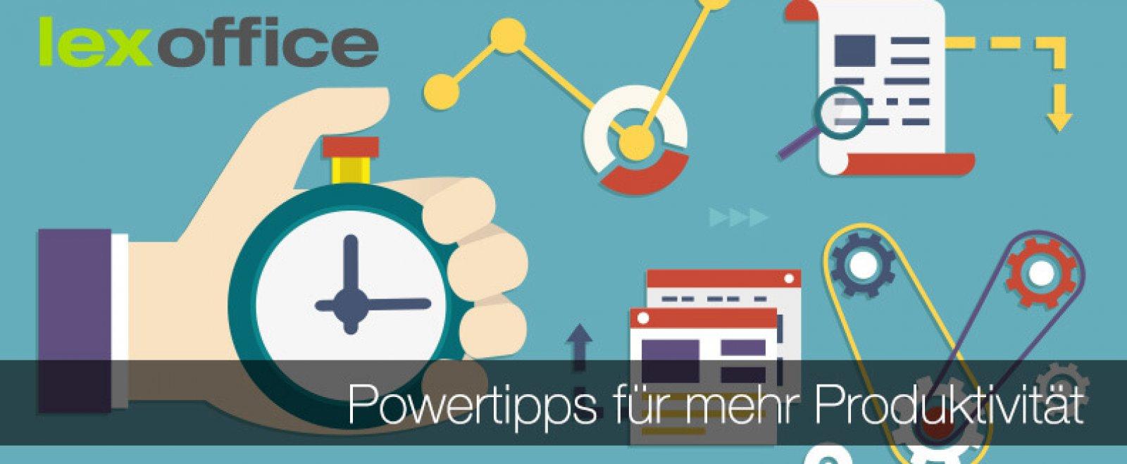 Powertipps für mehr Produktivität – denn sie lässt sich planen