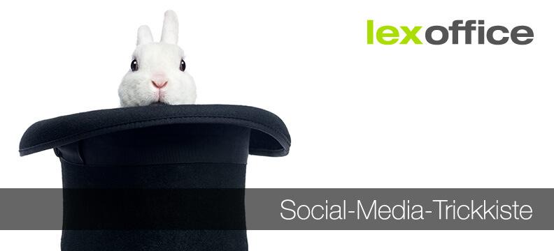 Social Media Trickkiste