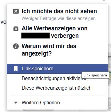 Auf Facebook entscheiden, was relevant ist