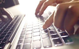 Endgerät mobil lexoffice Rechnungsprogramm Buchhaltungssoftware