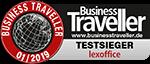 BusinessTraveller 01/2019 Testsieger