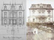 1890 wurde die Villa von dem Weinhändler Richard Langguth direkt am Moselufer in Traben-Trarbach erbaut