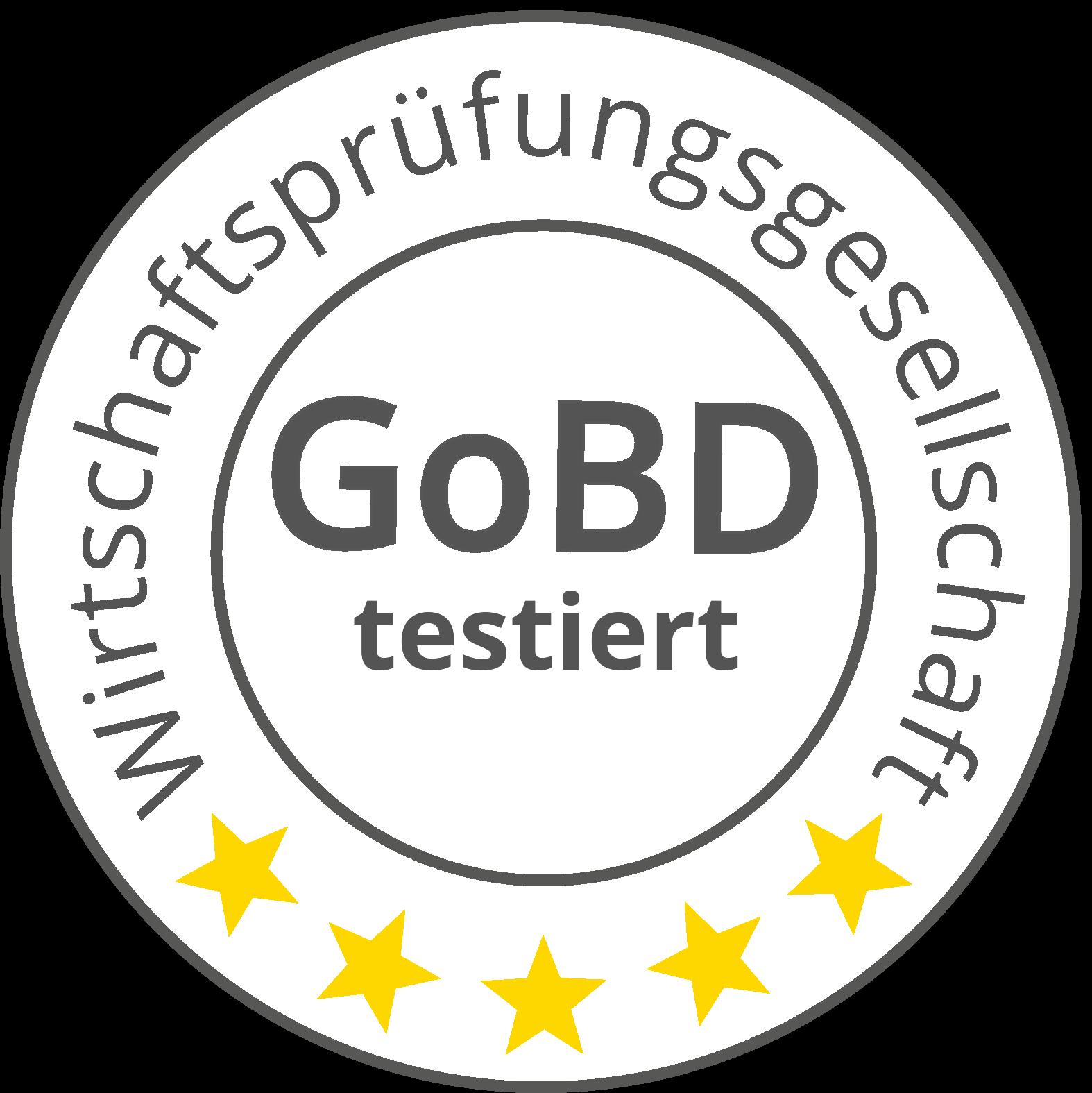 Lohn GoBD Siegel lexoffice Rechnungsprogramm Buchhaltungssoftware