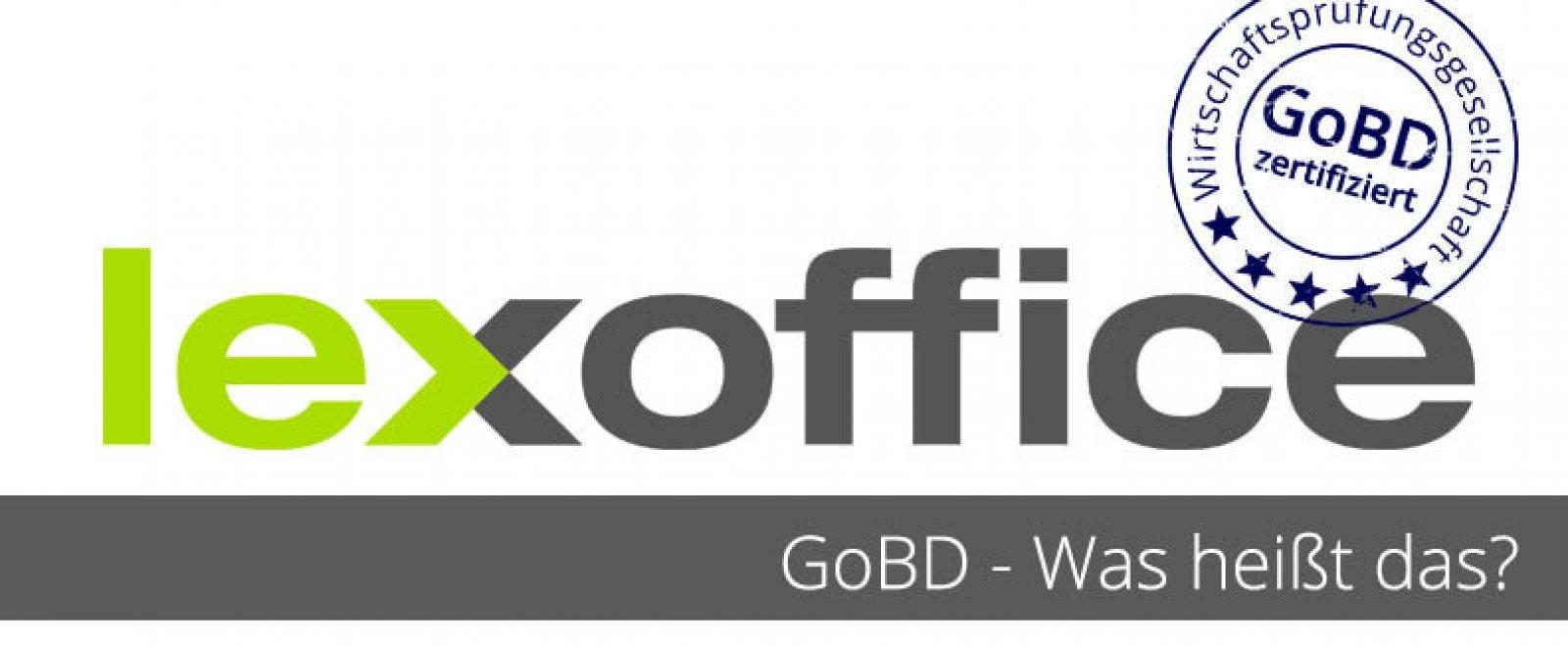 GoBD – Buchführungs-Grundsätze, mit lexoffice komfortabel einzuhalten