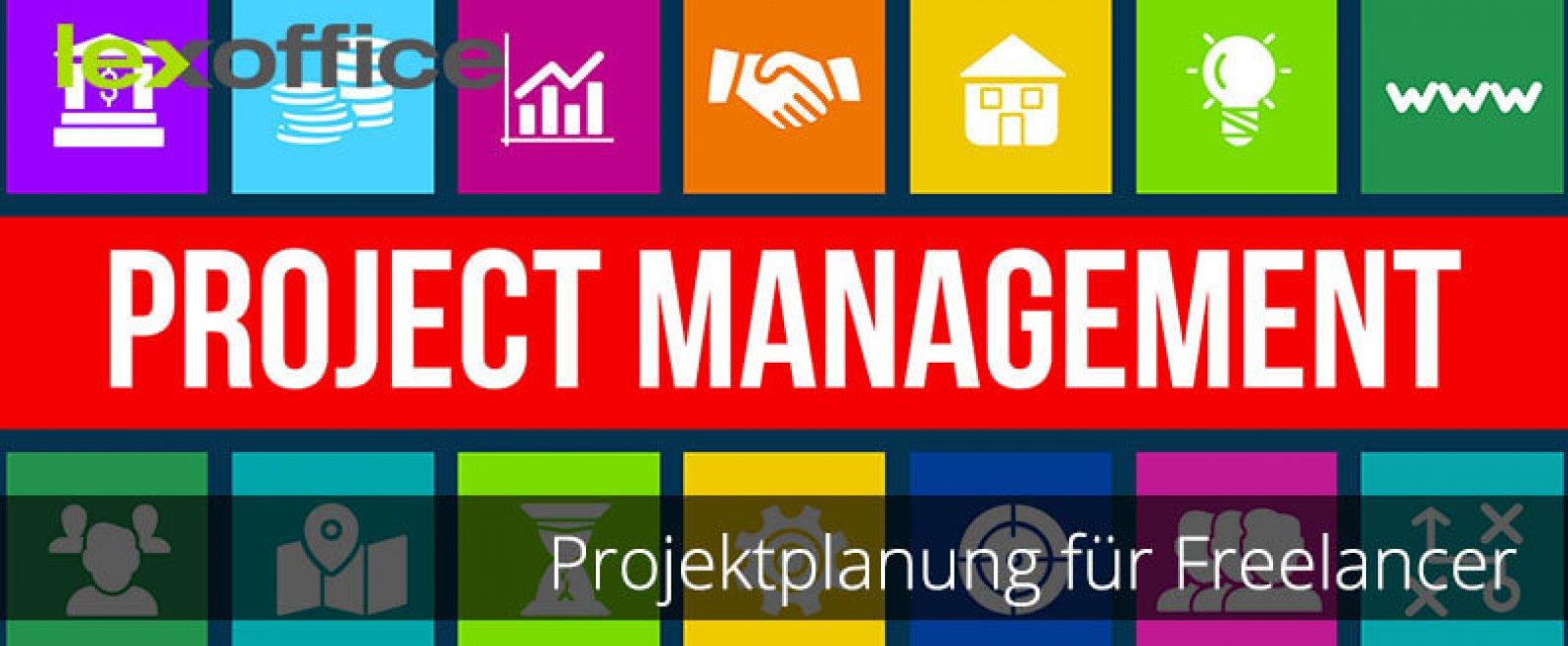 Projekte sinnvoll planen ist ein Teil erfolgreichen Projektmanagements. Mehr über Tipps für Freelancer: Projektplanung für Freelancer im lexoffice-Blog