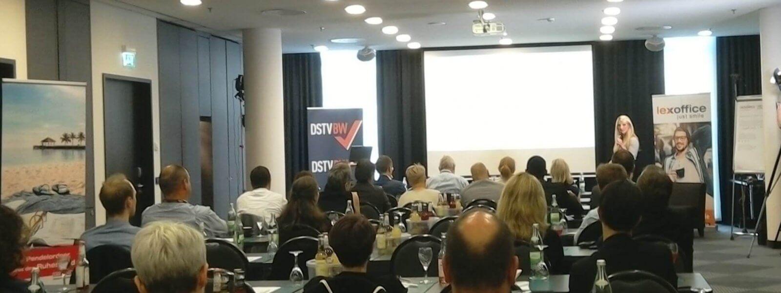 lexoffice New Work Forum 2018 in Stuttgart am 8. Mai