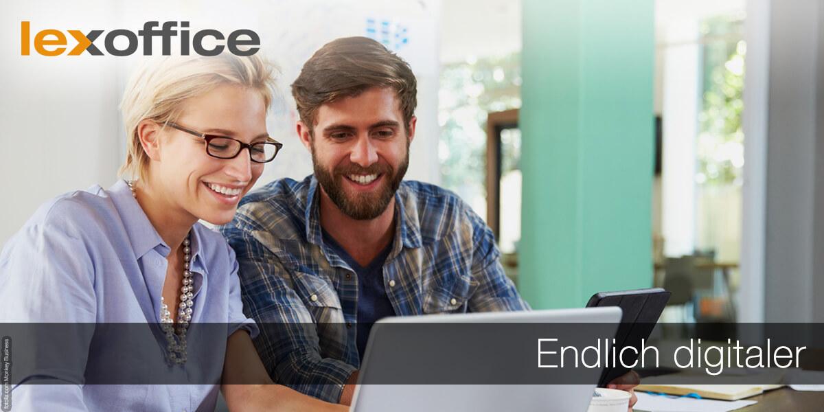 Endlich digitaler: Lass Deinen Steuerberater mitarbeiten