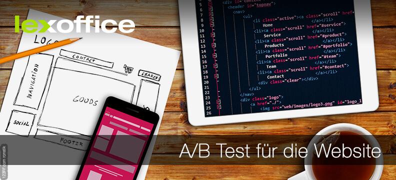 A/B Test für die Website: Macht das Sinn für Dein Projekt?