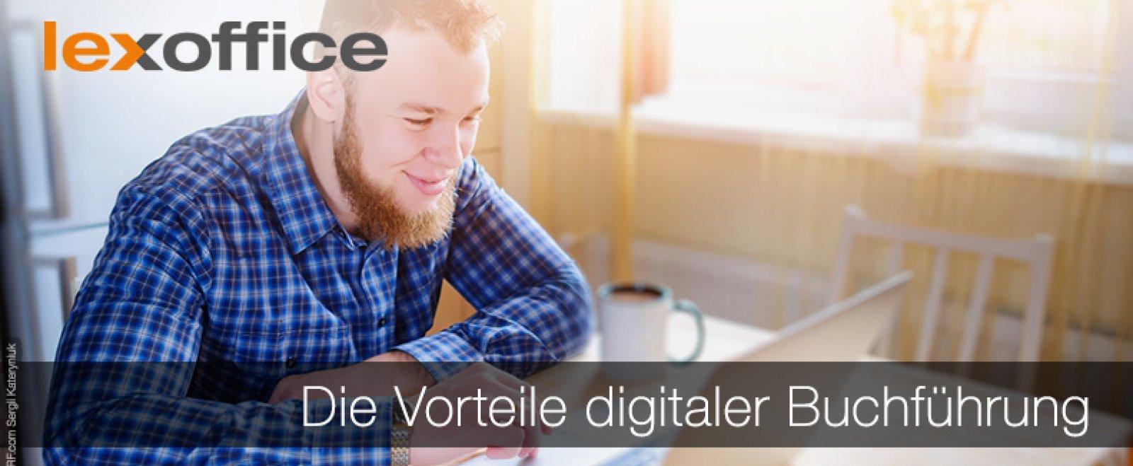 Die Vorteile digitaler Buchführung - Deine Vorteile!