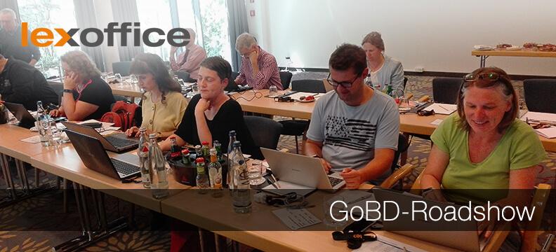 Bericht von der GoBD Roadshow in Düsseldorf mit Interview