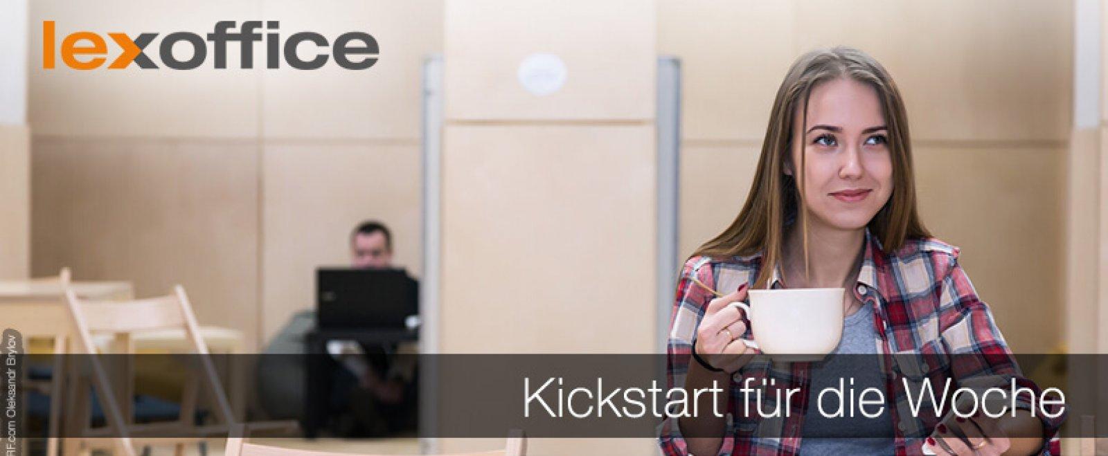 Kickstart für die Woche - 7 Tipps, damit Dein Montag in die Gänge kommt
