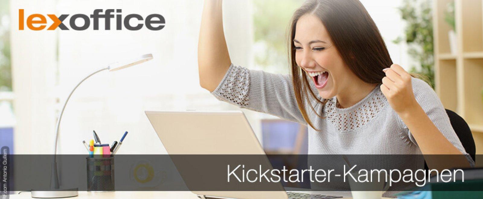 Kickstarter - wie geht das? Crowdfunding für Einsteiger erklärt
