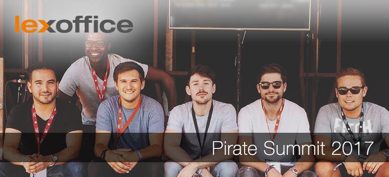 Pirate Summit 2017 - wir sind dabei!