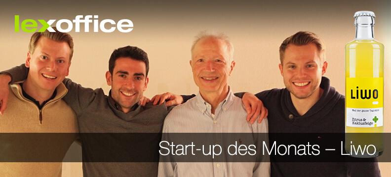 lexoffice stellt das Start-up des Monats vor: Liwo