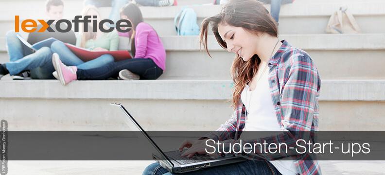 Jung, dynamisch und erfolgreich: Es hat viele Vorteile, bereits von der Uni aus mit Studenten-Start-ups eine Existenzgründung voranzutreiben. Mehr im Blog.
